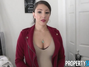PropertySex Big Ass Latina Tricked Into Making Sex Video