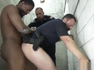 Gay cops and jokes orgy first time Fucking the white officer with some