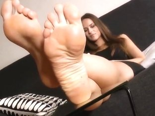 Foot fetish porn tube