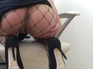 Wanna rip my fishnet ? Real orgasm Amateure 4k