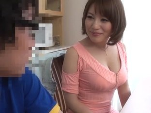 Horny Japanese chick Riko Honda in Exotic college, maid JAV clip