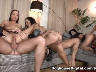 Best pornstars Niki Sweet, Ally Style in Amazing Big Ass, Facial porn video