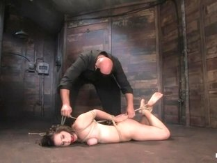 Welcome Charlotte Valeto Hogtied!