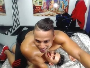 Best Homemade Gay video with  Chaturbate,  Latins scenes