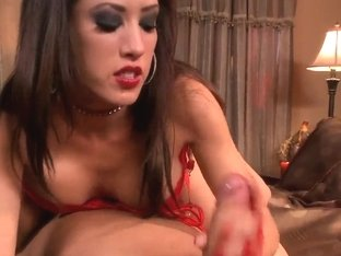 Capri Cavanni is real deviless, fucked by Danny Mountain