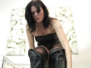 Fabulous Homemade record with Brunette, MILF scenes