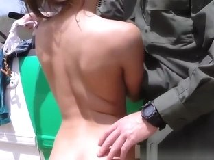 Adorable Cops Xxx Gagging On His Fat Knob Until Her Inexperi