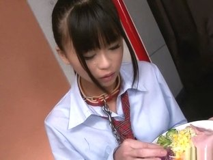 Incredible Japanese chick Chika Ishihara in Exotic JAV uncensored Blowjob movie