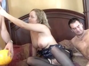 CuckoldHeaven - Sex doll while Wife fucks