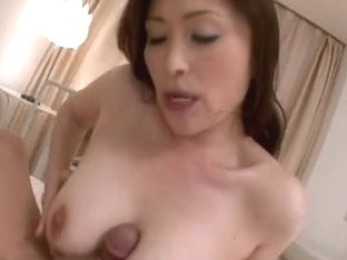 aged japanese woman give excited enjoyment part1of2 by airliner1