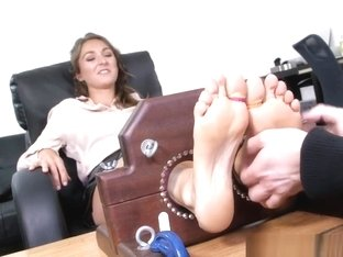 Ella Heart (Emily) UK Tickle 2