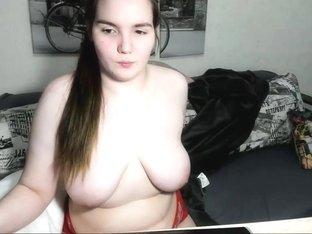 busty shy junior russian cam-slut