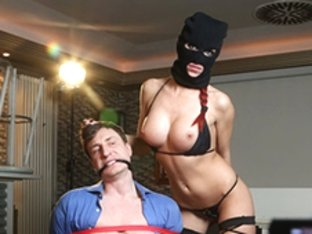 Jason Steel & Vicky Sun in The mistress does as she pleases - MagmaFilm