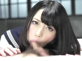 Ayu Sakurai (桜井 あゆ) Best Japanese Blowjob Ever [Lemon-Milk.Com]