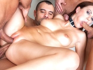 Tina Kay Gangbang Part 2 - AllInternal