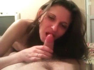 Exotic exclusive big boobs, closeup, brunette sex video