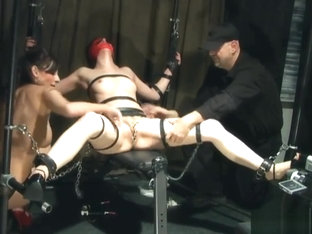 The Tickle Channel - Blindfolded. Gagged. Tickled