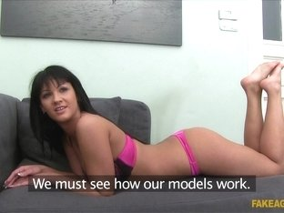 Hottest pornstar in Amazing Amateur, Brunette sex video