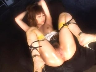 Best Japanese model Akira Shiratori in Horny Threesome, Masturbation JAV movie