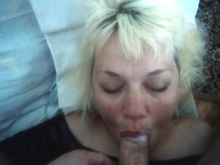 mature ho gets two loads of hot cum