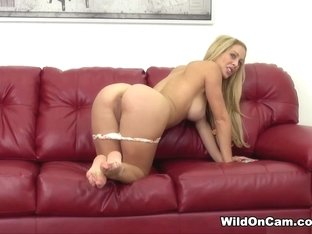 Incredible pornstar Cherie Deville in Horny Masturbation, Dildos/Toys xxx scene