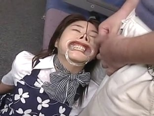 Horny Japanese girl Mao Aizawa in Amazing Facial, Cumshots JAV scene
