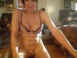 Horny Homemade Shemale movie with  Mature,  Webcam scenes