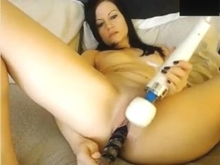 webcam girl hitachi orgasm #2