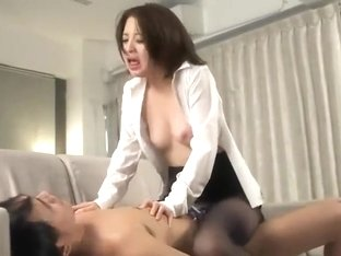 Great Japanese chick in Wild Cumshots, Blowjob/Fera JAV video unique