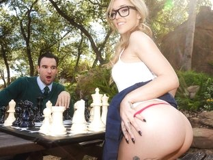 Kali Roses & Alex Legend in Checkmating With Kali Roses - TeensLoveHugeCocks