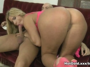 Fabulous pornstar Carol Ferrer in Incredible Big Tits, Blonde porn scene
