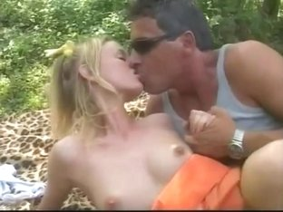 Susanna sweet loves outdoor anal
