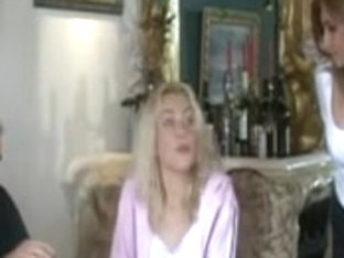 Russian Stewardess