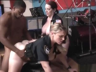Blonde milf solo toys and female fake taxi police Raw flick grips cop