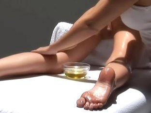 a nice massage girl to girl