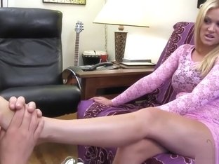 Foot Fetish - Foot Worship 3