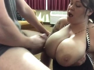 Brandy Talore Fan Titty Fuck 3