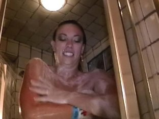 Ex Girlfriend Home Video Masturbating In The Shower