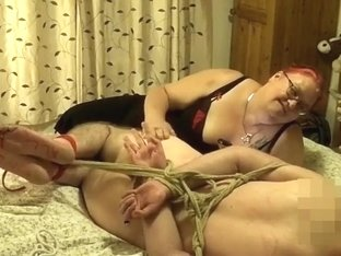 tied up and tickled
