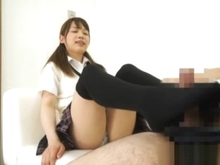 Naughty Ria Mikotori enjoys dominating her horny date