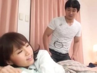 Incredible Japanese girl Anri Nonaka, Aiko Hirose in Hottest Couple JAV scene