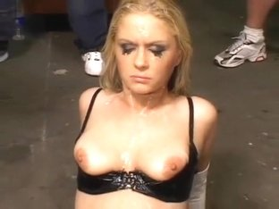 Fabulous amateur Bukkake, Facial porn video