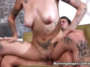 Aayla Secura & Seth Gamble in Bicycle Babe Scene