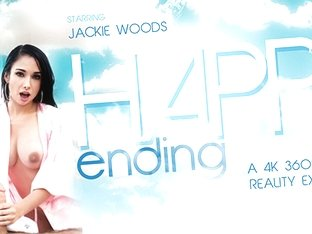Jackie Wood in Happy Ending - VRBangers