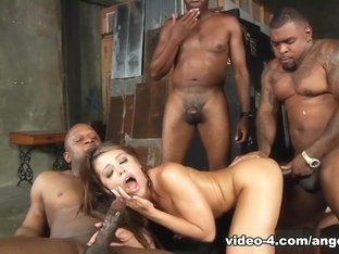 Amazing pornstar Adriana Chechik in Best Interracial, Gangbang adult video