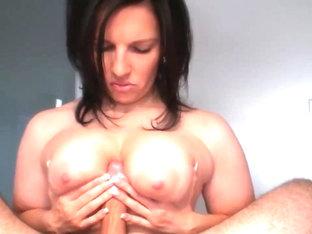 Orgasm tits precum group