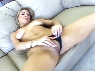 Blonde MILF Pleasures Herself For You