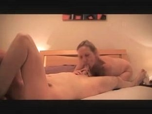 Hot older cougar enjoys a 25yo rod