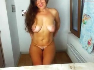Crazy vibrating pussy shaking strong orgasm ukrainian beauty girl 28 years