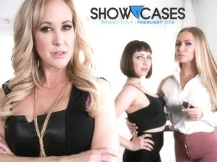 Brandi Love & Jenna Sativa in Showcases: Brandi Love - 2 Scenes in 1, Scene #01 - GirlsWay